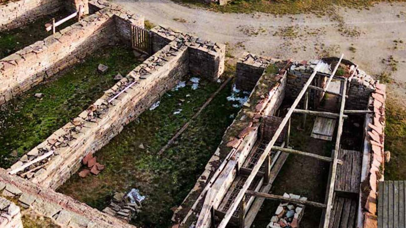 Eketorps Borg är beläget i södra Ölands odlingslandskap - ett av Unescos världsarv